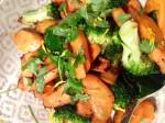 Grønnsaker i wok